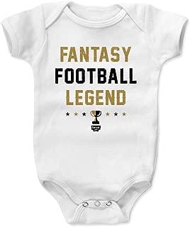 Fantasy Football Baby Clothes & Onesie (3-6, 6-12, 12-18, 18-24 Months) - Fantasy Football Trophy Legend
