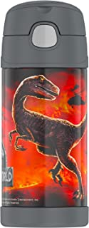 Thermos Funtainer 12 Ounce Bottle, Jurassic World 2