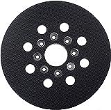 125mm Plato de Lijado Almohadilla de Repuesto Poweka para Bosch Lijadora RS035 GEX 125-1 AE, PEX 220 A, PEX 220 AE, Skil 7402/7490