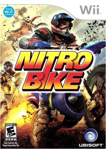 Nitrobike - Nintendo Wii by Ubisoft