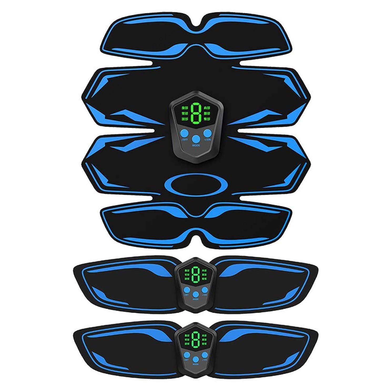 ジェームズダイソン二十ではごきげんよう充電フィットネス機器腹部マッサージ刺激スマートフィットネス電気減量ステッカー体重減少ベルト