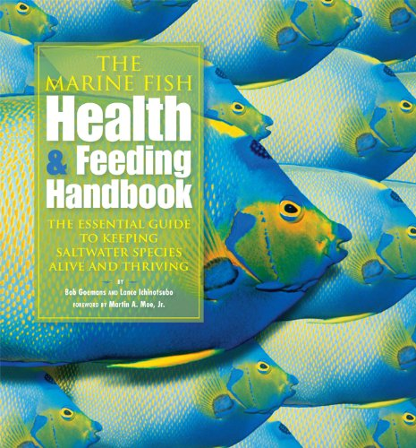 The Marine Fish Health & Feeding Handbook (English Edition)