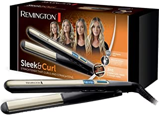 Remington Sleek & Curl Hair Straightener - S6500