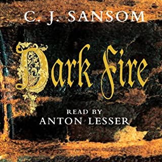Dark Fire Titelbild
