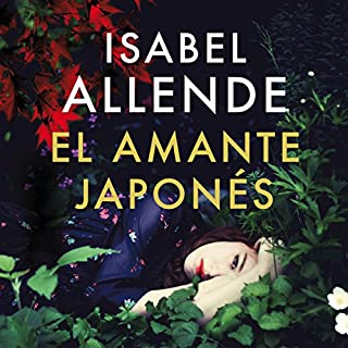 El amante japonés [The Japanese Lover] Titelbild
