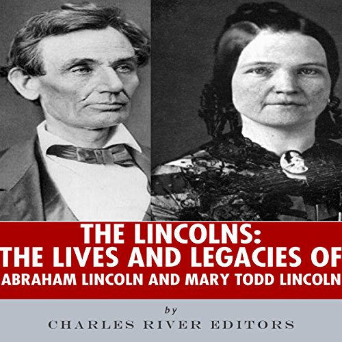 The Lincolns audiobook cover art