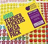 Purple Ladybug Novelty Lehrer Sticker für Kinder Mega Pack, 4960 Belohnungs & Incentive Aufkleber...