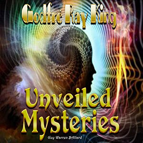 Unveiled Mysteries audiobook cover art