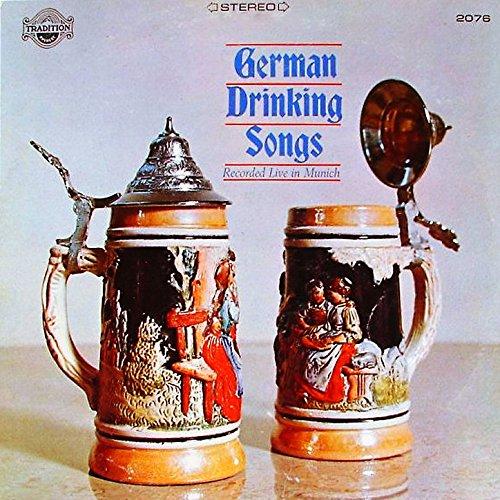 In München steht ein Hofbräuhaus / Durst wird durch Bier erst Schön