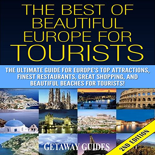 The Best of Beautiful Europe for Tourists 2nd Edition audiobook cover art