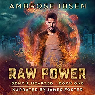 Raw Power: An Urban Fantasy Novel cover art