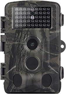 Tabanlly 16 MP 1080P Wildlife Trail cámara fotográfica cámara de Caza infrarroja cámaras de vigilancia inalámbricas de Vida Silvestre para vigilancia de la Vida Silvestre y Seguridad del hogar