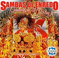 Sambas De Enredo: Carnaval De 2014 - Serie A