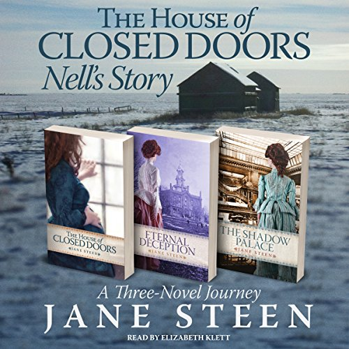 The House of Closed Doors Boxed Set: Nell's Story audiobook cover art