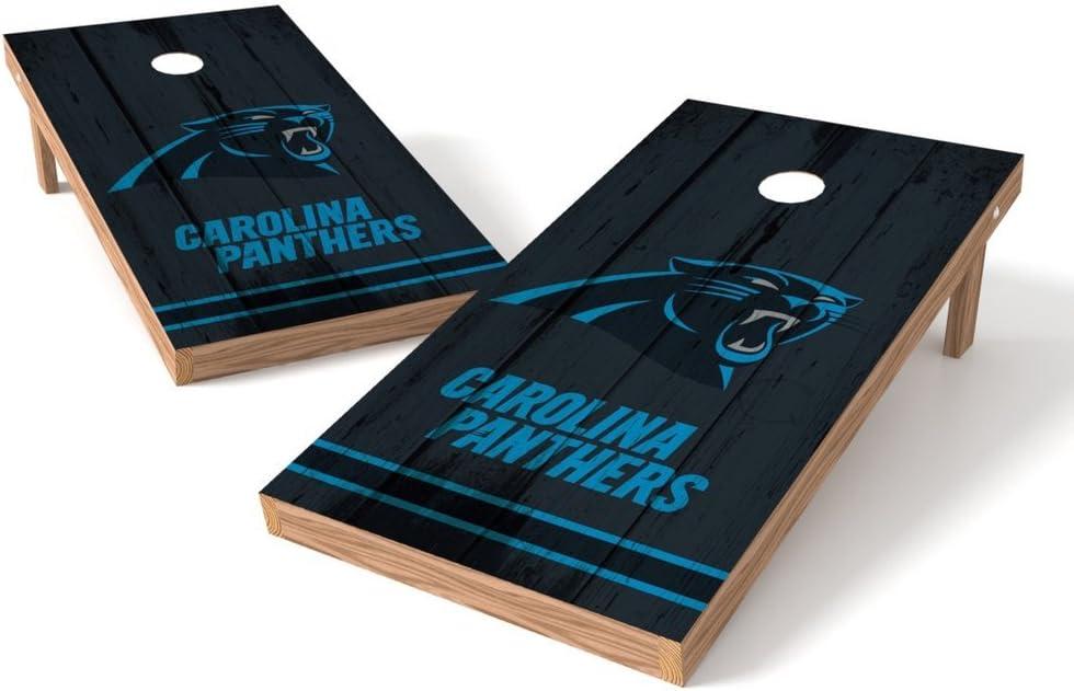 PROLINE NFL Cornhole Outdoor Game Sales for sale Set x F specialty shop Design 2' 4' Vintage