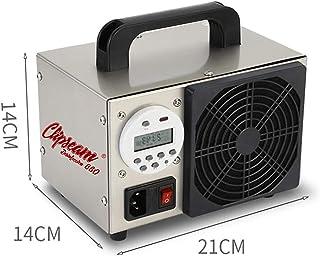 Generador de Ozono 10 gr/h para Tratar Superficies de hasta 150 m², Elimina Virus, Bacterias, Ácaros, Malos olores. para Uso en Empresas, Negocios, Oficinas (10 gr/h Digital)