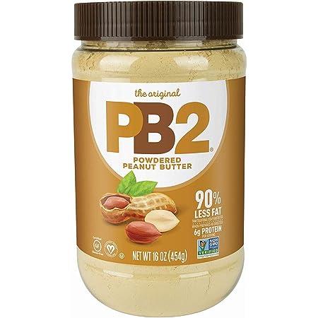 PB2 Foods PB2 Powdered Peanut Butter - 454 gr: Amazon.es ...
