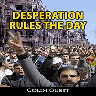 Desperation Rules the Day cover art
