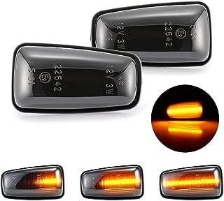 BlackStuff Llavero de Fibra de Carbono Cadena de Claves Compatible con Saxo VTS MK1 BS-890