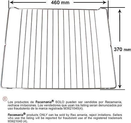 Recamania Parrilla Horno Teka 370x460mm