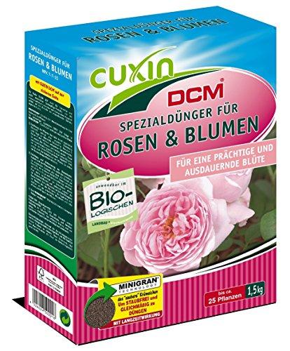 Cuxin Rosen-& Blumen-Dünger 1,5 kg