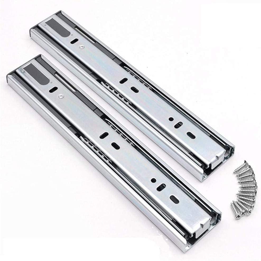 YUANP Drawer Slides Over item handling Track Popular products Computer Desk Slide Keyboar Way
