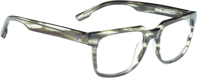 Spy Crista Crista Rectangular Eyeglasses
