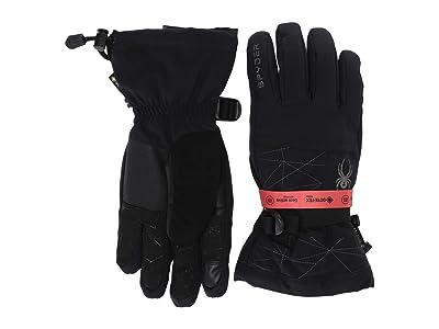 Spyder Overweb Gore-Tex (Black) Over-Mits Gloves