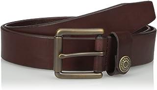 Lee Uniforms mens82002Bevel Edge Rivet Belt Belt - brown - X-Large