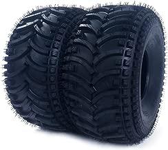 Set of 2 ATV UTV Tubeless Tire LRB 22x12-8 Rear Left And Right 22x12x8 22-12-8 4Ply P308 Load Range:B ATV UTV Tire