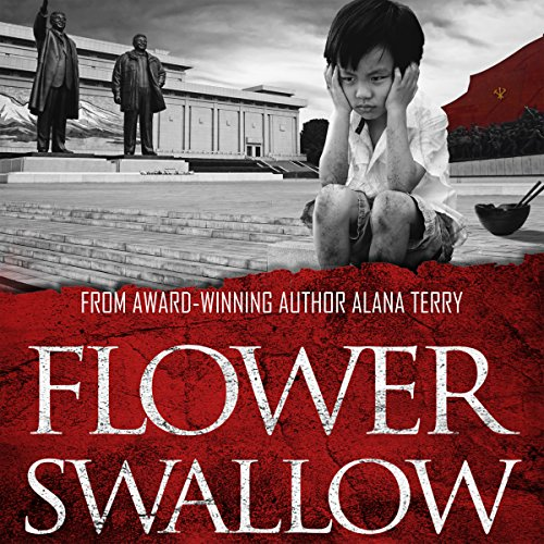 Flower Swallow audiobook cover art