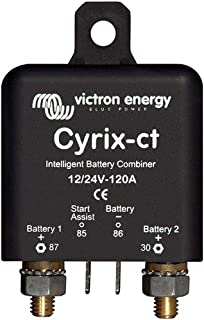 Victron Intelligent Battery Combiner Cyrix