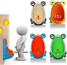 Weardear Cartoon Children Potty Toilet Wall-Mounted Boys Urinal Trainer Bathroom Potties & Seats