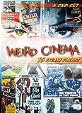 WEIRD CINEMA 15 Freaky Flicks! 5 DVD Set 1938-1968 Child Bride Spider Baby