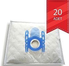 Bosch - Bosch Typ G Süpürge Sentetik Toz Torbası (20 Adet)
