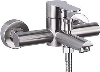 CIENCIA SUS 304 en acero inoxidable Baño Grifo Grifo de ducha montado en la pared SNA516
