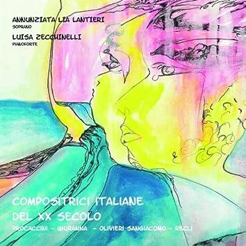 Compositrici Italiane del XX secolo
