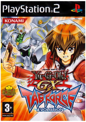 Third Party - Yu-gi-oh ! gx : tag force evolution Occasion [ PS2 ] - 4012927121474