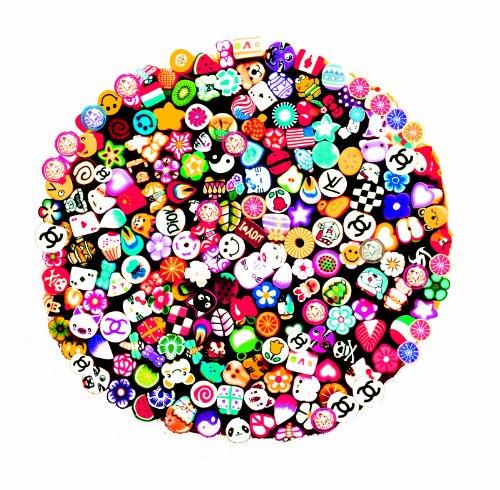 Shany Cosmetics Lot de 200 décorations pour ongles