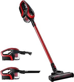 Devanti Handstick Vacuum Cleaner 2 in 1 Cordless Handheld Vacuum Cleaner Bagless Upright Sweeper Pet Hair Electric Broom L...