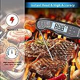 Zoom IMG-2 nixiukol termometro cucina digitale lettura
