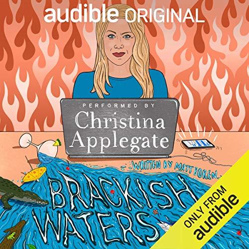 Brackish Waters Audiobook By Matt Boren cover art