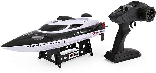 Gugutogo HONGXUNJIE HJ806 47 cm 2,4G RC 30 km   std High Speed  acing Stiefel Wasserkühlung System Flipped Omnidirektionale Spaßnung Aufürderung