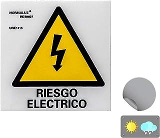 MovilCom/® Se/ñal de acero inoxidable SEGUNDO 200X50mm se/ñal informativa ref.RD707098