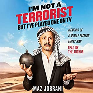 I'm Not a Terrorist, But I've Played One on TV audiobook cover art