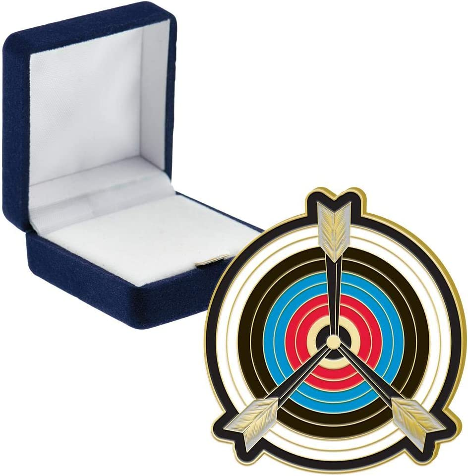 Crown Awards Fort Worth Mall Archery Dealing full price reduction Pin Pins