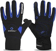 INBIKE Winterhandschuhe mit Thinsulate Warm Winddicht Touchscreen Winter Handschuhe für Radsport Skifahren Snowboard Downhill und Motorradfahren
