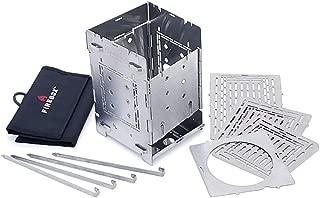 FIREBOX(ファイヤーボックス) G2 ストーブ Complete Set コンプリート セット バーベキューコンロ 焚火台 5インチ ウッドストーブ