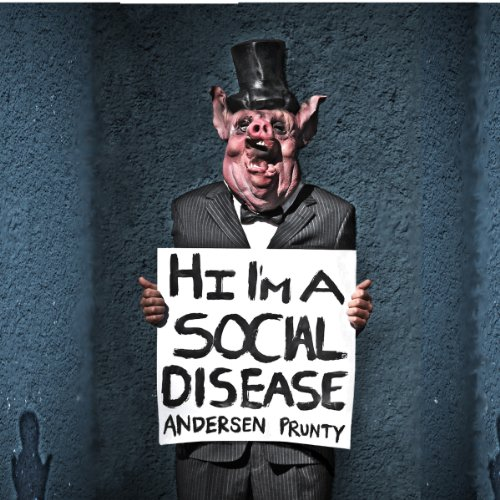 Hi I'm a Social Disease: Horror Stories cover art