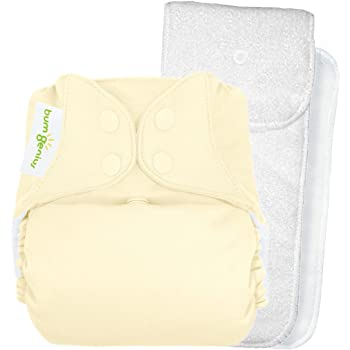 BumGenius 4.0 Pocket Cloth Diaper - Snap - Noodle - One Size